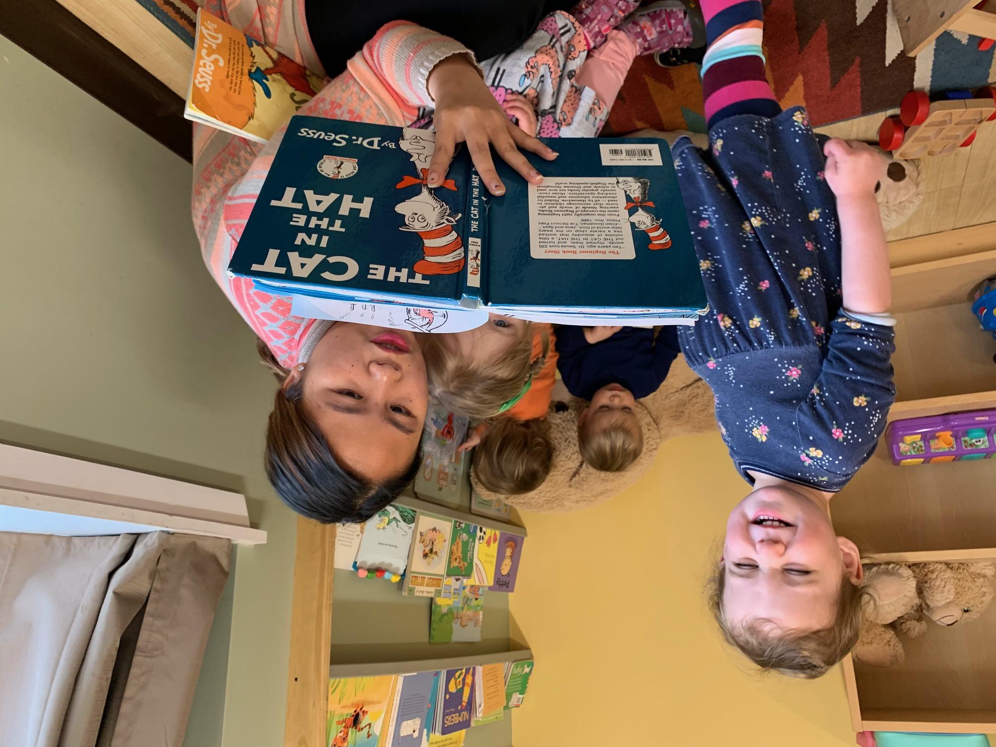 Dr Seuss Day Montessori Academy Of Carrboro Amp Chapel